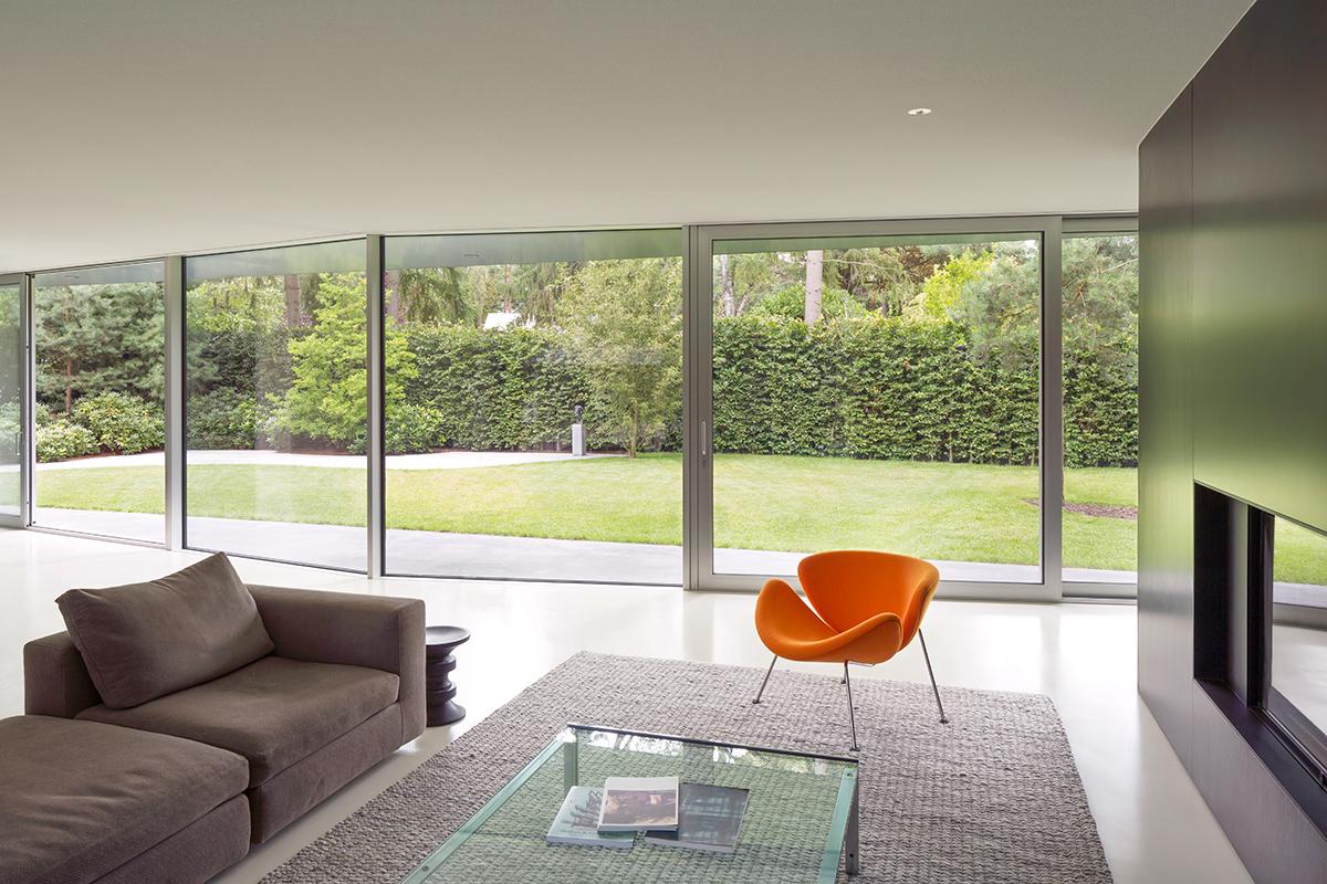 Luxe Villa akoestisch plafond